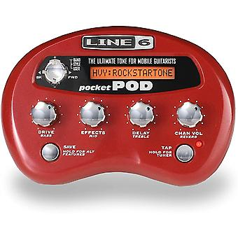 FengChun Line 6 Pocket POD Gitarrenprozessor