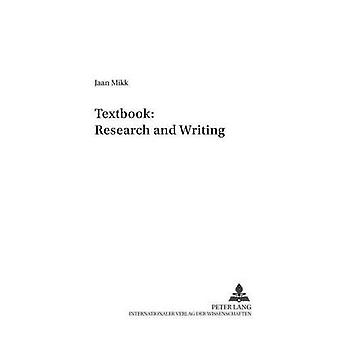 Textbook Research and Writing 3 Baltische Studien zur Erziehungs Und Sozialwissenschaft