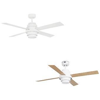 "Energiebesparende plafondventilator schijf 132cm/52 ""met LED"