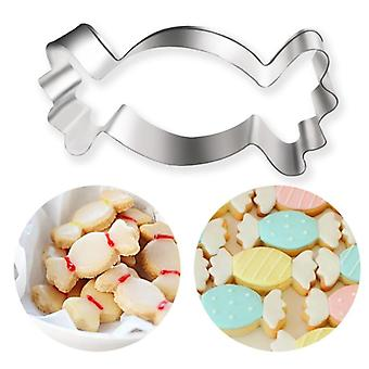 1 Pcs Creative Stainless Steel Biscuit Mould