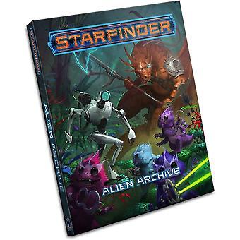 Starfinder Rollenspel: Alien Archive
