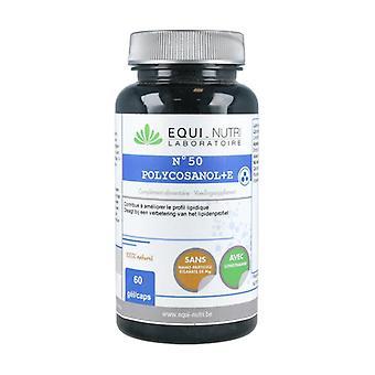 Polycosanol + vit E 60 capsules