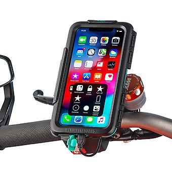 Apple iphone 12 / pro vedenpitävä baari pääty moottoripyöräkotelosarjat