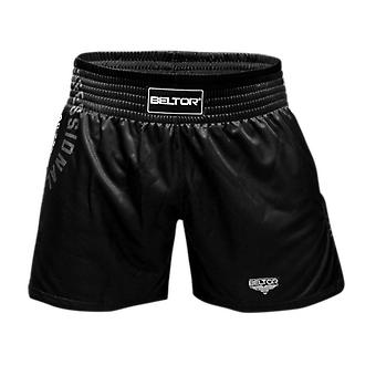Kickboxing K-1 shorts - Zwart - Maat XXL - Vechtsport kleding