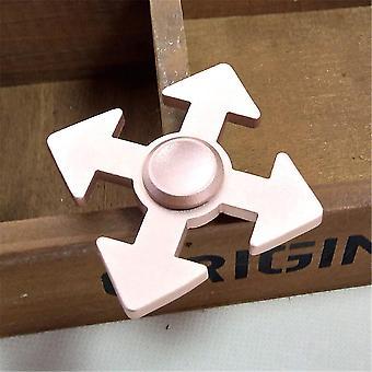 Aluminiumlegierung Handspinner für Autismus und ADHS Anti-Stress-Spielzeug für Kinder