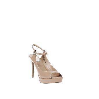 Thalia Sodi | Chhloe Platform Slingback Sandals
