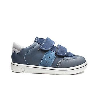 Ricosta Henry 2626000-174 Nautic Navy Nubuck/Leather Childrens Shoes