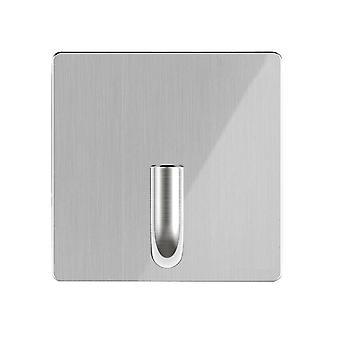 1 STUKS roestvrij staal badkamer keuken muur deur haak