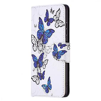 Samsung Galaxy A22 5g Case Pattern Magnetic Protective Cover  Many Butterfly