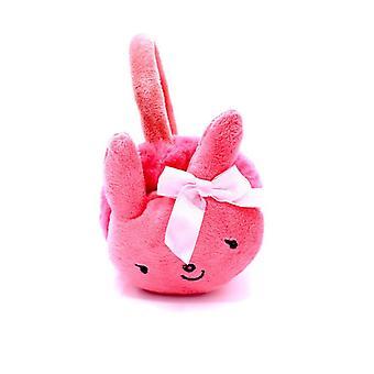 Oreja de conejo rosado