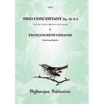 Gebauer: Trio Concertant Op. 32/3 (Score & parts)