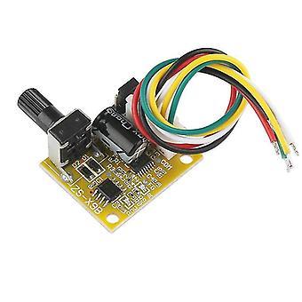 ミニ三相ブラシレススピードコントローラモーター -dc 5-36v