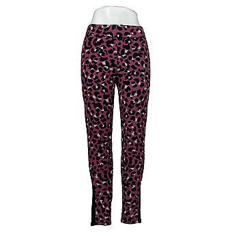 Weiche & gemütliche Damen Leggings Reg Polyester Pink 663276