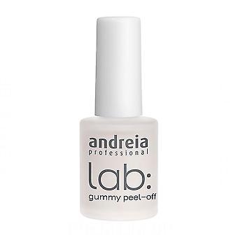 Nagellack Lab Andreia Gummy Peel Off (10,5 ml)