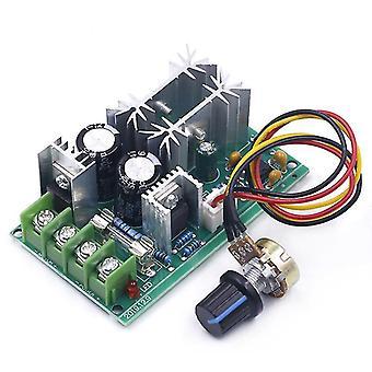 Dc 10-60v Pwm Motor Speed Controller Antriebsmodul mit Schalter