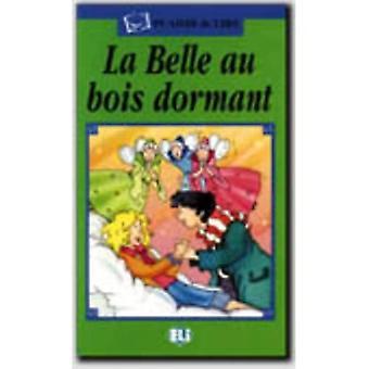 Plaisir De Lire - Serie Verte: LA Belle Au Bois Vilande - Bok