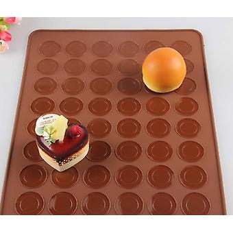 Baking cookie sheets 48 capacity macaron kit non stick silicone pastry mat baking mold set baking sheet cake |baking