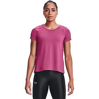 Under Armour Isochill Run 1361926678 harjoittelu ympäri vuoden naisten t-paita