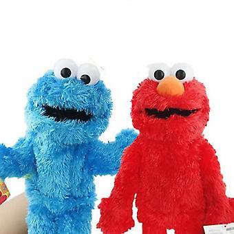 Plush Animal Elmo Cookie Monster Children's Day Gift