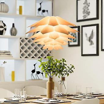 Abat-jour de plafond style Diy Lotus Chandelier