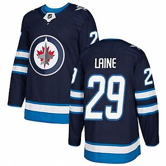 Men's Hockey Jerseys 26 Wheeler 29 Laine 55 Scheifele Jersey Movie Ice Hockey Jersey 90s Hip Hop Clothing For Party Stitched Letters And Numbers S-3xl