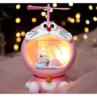 Doraemon Night Light Lasten lahja