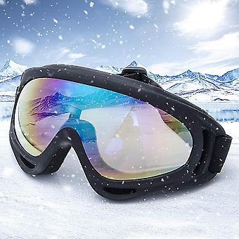 Lunettes de ski Lunettes unisexes coupe-vent Protection UV Lunettes de motoneige
