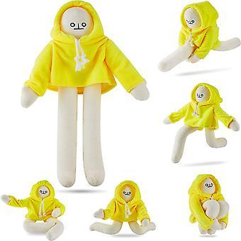 Banana Doll Man Plush Banana Toy Man Birthday  Festivals Gift 16 Inch