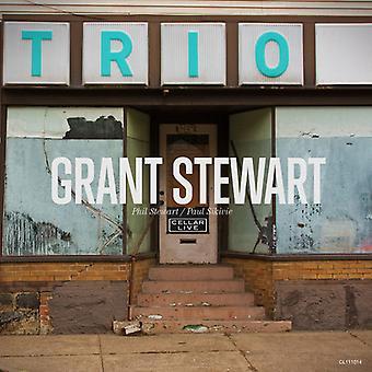 Grant Stewart - Trio [Vinyl] USA import