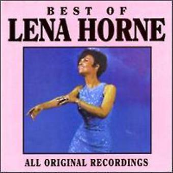 Lena Horne - bästa med Lena Horne [CD] USA import