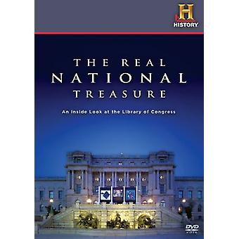 Real National Treasure [DVD] USA import