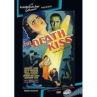 Importazione di morte bacio [DVD] Stati Uniti d'America