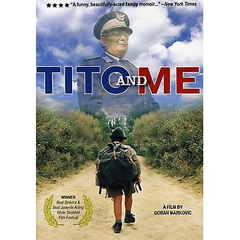 Tito & Me [DVD] USA import