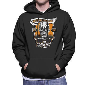 Tiger Rising Street Fighter Men's Hooded Sweatshirt