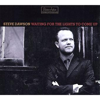 Steve Dawson - Waiting for the Lights to Come Up [CD] USA import