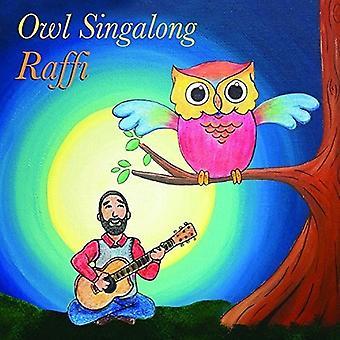 Raffi - Owl Singalong [CD] USA import