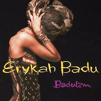 Erykah Badu - Baduism [CD] USA import