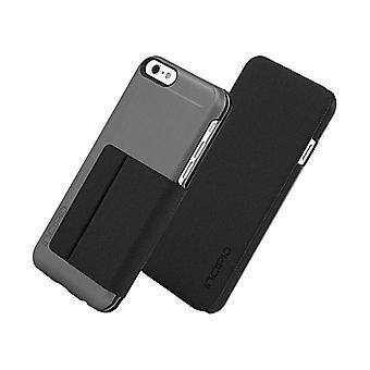 Incipio Highland Case Cover for Apple iPhone 6 (Gunmetal/Black) - IPH-1183-GMTLBLK
