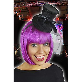 Accesorios para el cabello brillan sombrero