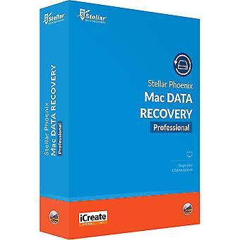 Phoenix estelar Mac datos recuperación profesional