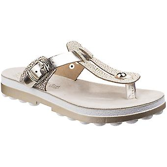 Fantasie Womens/dames Mirabella Buckle Up Flip Flop zomer sandalen
