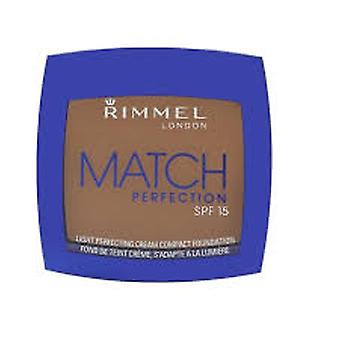 Rimmel Match perfectie Stichting Compact 7g - ware naakt