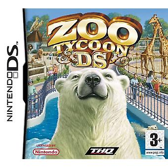 Zoo Tycoon (Nintendo DS)-fabriks forseglet