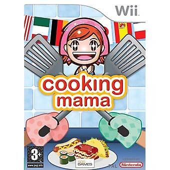 Cooking Mama (Wii) - New