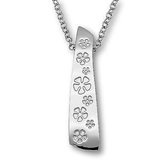 Sterling Silber traditionellen schottischen Karussell Hand gearbeitete Halskette Anhänger