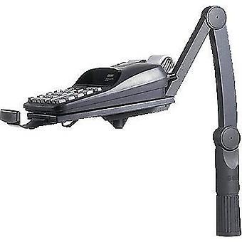 Hansawerke TSA5020004 Telephone swivel arm Tiltable, Swivelling Black 1 pc(s)