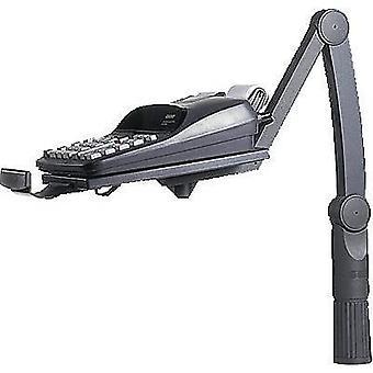 Hansawerke TSA5020004 telefon svängbar arm tiltable, snurra svart 1 st (s)