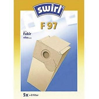 Swirl F97 Vacuum cleaner bag 5 pc(s)
