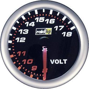 raid hp Voltmeter 8 - 18V 12V