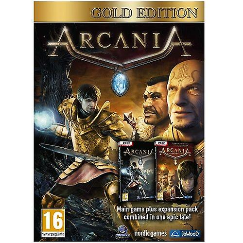 Arcania Gold Edition PC Game